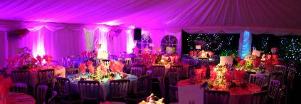 affordable marquee hire prices and packages