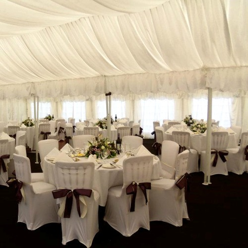 small marquee hire in london